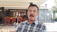 Komisaris Persib Bandung, Umuh Muchtar. (Bola.com/Erwin Snaz)