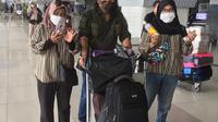 Kisah Asnur Sekeluarga Batal Terbang Pakai Sriwijaya Air SJ 182 karena Swab Test PCR. (Istimewa)