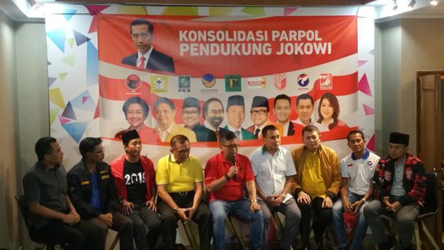 Sekjen Partai Pendukung Jokowi Liputan Com Nanda