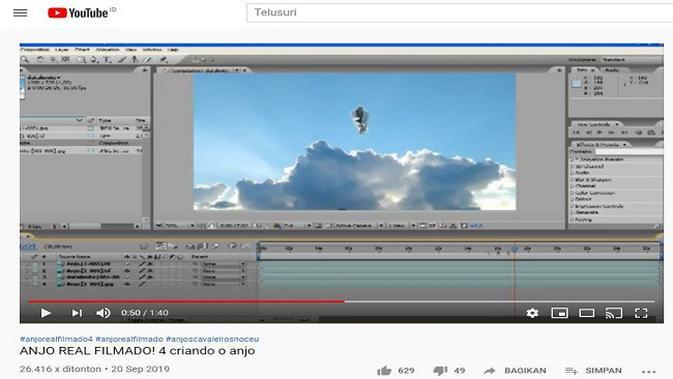 Gambar Tangkapan Layar Video dari Channel YouTube  Jessen Carlos