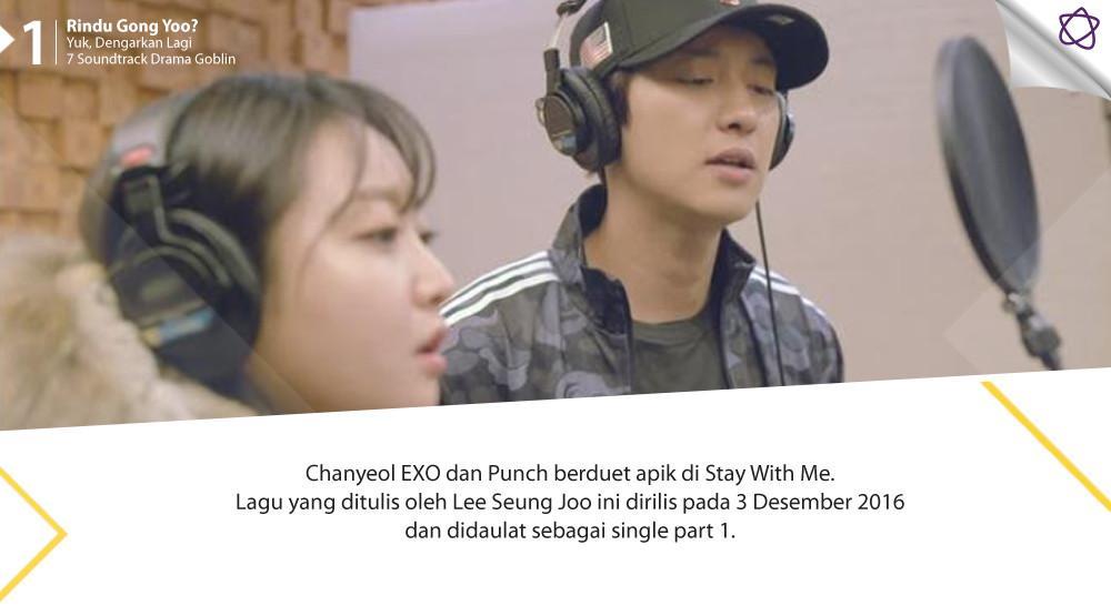Rindu Gong Yoo? Yuk, Dengarkan Lagi 7 Soundtrack Drama Goblin. (Foto: YouTube/CJENMMUSIC Official, Desain: Nurman Abdul Hakim/Bintang.com)