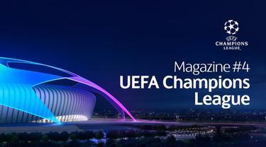 Berita Video Magazine Liga Champions, Petualangan Eden Hazard di Liga Champions, Dari Lille Hingga Real Madrid