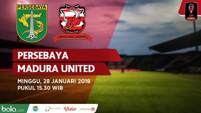 Prediksi Persebaya Vs Madura United Rivalitas Tetangga Indonesia