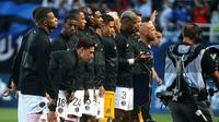 PSG hanya memainkan dua rekrutan anyar mereka, Achraf Hakimi dan Giorginio Wijnaldum dalam laga yang digelar di Stade de l'Aube, Troyes. (Foto: AFP/Francois Nascimbeni)