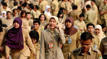 Tingkat Mutu dan Produktivitas, Kemnaker Ajak ASN Indramayu Belajar dariPelakuIndustri