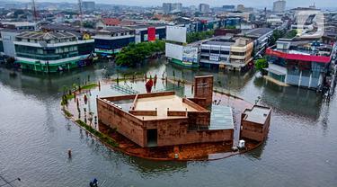 Banjir di Kota Semarang