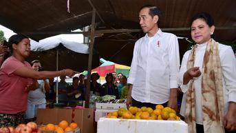 Iriana Jokowi: Sudah Saatnya UMKM Bertransformasi Jadi Kekuatan Ekonomi Baru