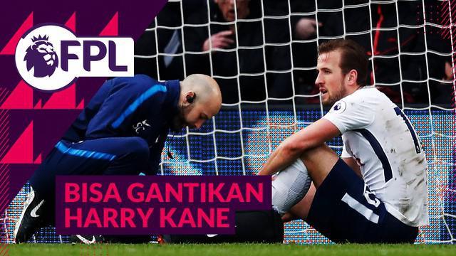 Berita video, 5 opsi pemain yang bisa gantikan Harry Kane di GW 11 Fantasy Premier League