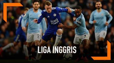 Manchester City mengalahkan Leicester City 1-0 di Etihad Stadium Selasa (7/5) dini hari. Kemenangan ini kian mendekatkan Manchester City pada gelar juara Liga Inggris.