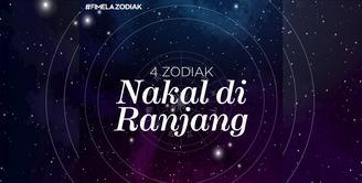 4 Zodiak Ini Nakal di Ranjang