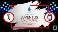 Juventus vs Crotone (liputan6.com/Abdillah)