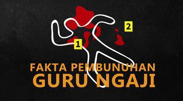 Fakta pembunuhan guru ngaji di Bogor. Motif pembunuhan diduga karena masalah hutang.