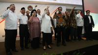 Menteri Pemuda dan Olahraga Imam Nahrawi mengikuti Kick Off Meeting di Gedung Kemenko PMK, Jakarta.