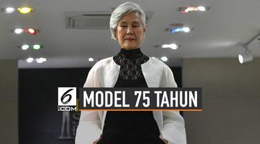 Choi Soon-Hwa, Model Tertua di Korsel Usia 75 Tahun
