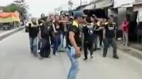 Puluhan Anggota Ormas di Bogor Sweeping Penagih Utang