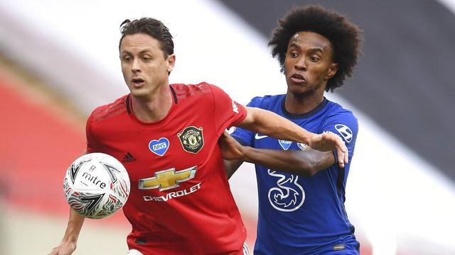 Manchester United, Chelsea, Piala FA