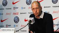 Pelatih kepala Timnas Amerika Serikat, Gregg Behalter. (Dok. Kelley L Cox-USA TODAY Sports)
