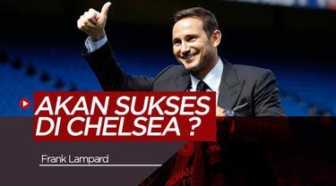 Berita Video Mantan Pemain Persib Bandung Yakin Frank Lampard Sukses Bersama Chelsea
