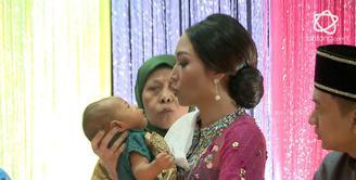 Seperti apa jawaban Ayu Dewi saat anak pertamanya, Aqilah, sudah memiliki acara reality show.