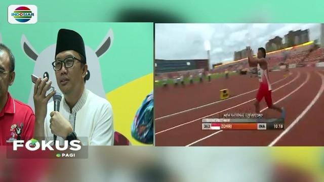 Pemerintah mengapresiasi prestasi atlet lari Lalu Muhammad Zohri. Bahkan Menpora mengatakan, telah menyiapkan sejumlah hadiah untuknya.