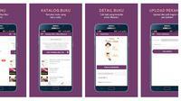 Aplikasi Ayobaca.in Ajak Relawan Bacakan Buku bagi Tunanetra