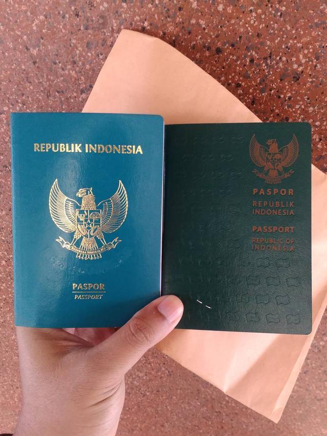 Apa Beda Paspor 24 Halaman Dan 48 Halaman Lifestyle Liputan6 Com