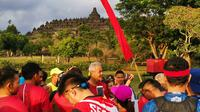 Borobudur Marathon 2019 mengusung tema Synergy & Harmony (Thomas)