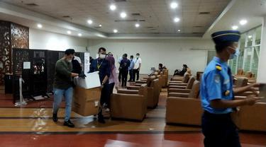 Penggerebekan di Bandara Kualanamu