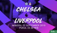Premier League - Chelsea Vs Liverpool (Bola.com/Adreanus Titus)