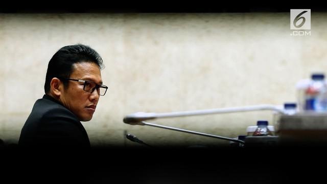 Direktur Penyidikan KPK Aris Budiman buka suara tentang friksi yang terjadi di antara sejumlah penyidik di KPK.