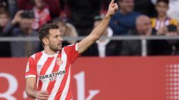 1. Cristhian Stuani (Girona) - 11 gol (AFP/Josep Lago)