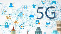Ilustrasi jaringan 5G. (Doc: Cobham)