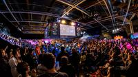Tercatat ada sekitar 25 ribu gamer yang hadir, dan 22 ribu PC saling terkoneksi satu sama lain.