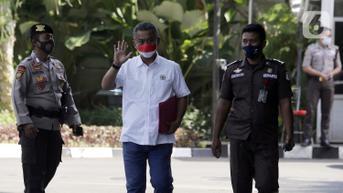 FOTO: Ketua DPRD DKI Jakarta Jalani Pemeriksaan KPK