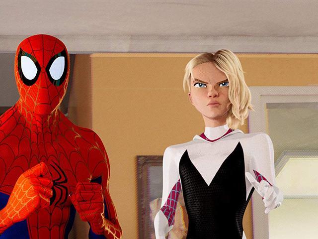 Kejutan Ini Dia Para Pengisi Suara Spider Man Into The Spider Verse Showbiz Liputan6 Com