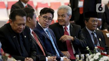 Megawati hingga JK Hadiri Penganugerahan Doktor HC Puan Maharani