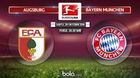 Bundesliga_Augsburg vs Bayern Munchen (Bola.com/Adreanus Titus)