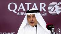 Bos Qatar Airways, Akbar Al Baker (AlJazeera)