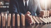 Ilustrasi manajemen risiko/Shutterstock.