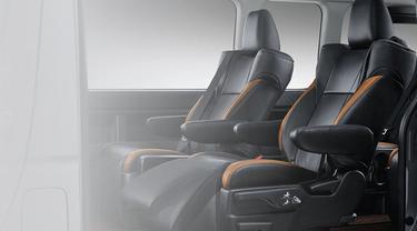 Jadikan Perjalanan Lebih Nyaman dengan Jok Model Captain Seat