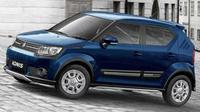 Suzuki Ignis Limited Edition hadir dengan perubahan minor.