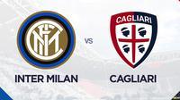 Liga Italia: Inter Milan Vs Cagliari. (Bola.com/Dody Iryawan)