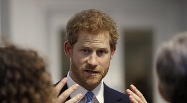 Pangeran Harry bungsu dari pasangan Putri Diana dan Pangeran Charles