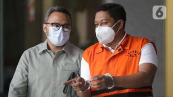 Mantan Wali Kota Cimahi Mengaku Ditakut-Takuti Robin Pattuju Terkait Kasus Bansos