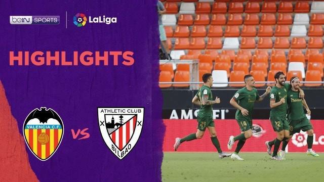 Berita Video Highlights La Liga, Valencia Kala Dikandang Sendiri Melawan Athletic Bilbao