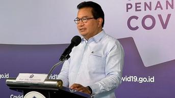 Tanggapan Satgas soal Prediksi Gelombang 3 Covid-19 di Indonesia