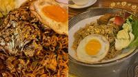 Viral Mi Instan Bertabur Emas di Dubai, Dibanderol Seharga Rp 584 Ribu Per Porsi. (Sumber: Facebook/Lorsiani Gultom)