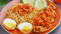 ilustrasi Mie Goreng Ayam Geprek/Photo by Ke Vin on Unsplash