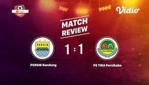 Laga lanjutan Shopee Liga 1,  Persib Bandung  vs PS TIRA Persikabo berakhir imbang 1-1  #shopeeliga1  #Persib Bandung #TiraPersika...