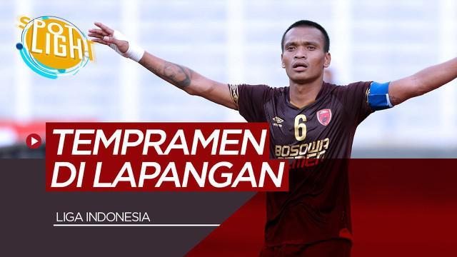 Berita Video Ferdinand Sinaga dan 4 Pemain Liga Indonesia yang dikenal Tempramen di Lapangan